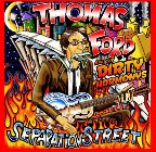 Buy Thomas Ford & The Dirty Harmonys - Separation Street @ Rootscd.com